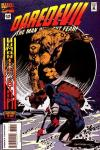 Daredevil #336 Comic Books - Covers, Scans, Photos  in Daredevil Comic Books - Covers, Scans, Gallery