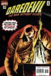 Daredevil #339 Comic Books - Covers, Scans, Photos  in Daredevil Comic Books - Covers, Scans, Gallery