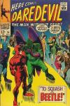 Daredevil #34 Comic Books - Covers, Scans, Photos  in Daredevil Comic Books - Covers, Scans, Gallery