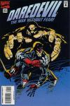 Daredevil #341 Comic Books - Covers, Scans, Photos  in Daredevil Comic Books - Covers, Scans, Gallery
