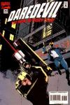 Daredevil #343 Comic Books - Covers, Scans, Photos  in Daredevil Comic Books - Covers, Scans, Gallery