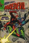 Daredevil #35 comic books - cover scans photos Daredevil #35 comic books - covers, picture gallery