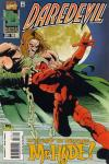 Daredevil #353 comic books - cover scans photos Daredevil #353 comic books - covers, picture gallery