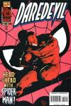 Daredevil #354 comic books - cover scans photos Daredevil #354 comic books - covers, picture gallery