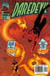Daredevil #355 comic books - cover scans photos Daredevil #355 comic books - covers, picture gallery