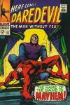 Daredevil #36 comic books - cover scans photos Daredevil #36 comic books - covers, picture gallery