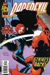 Daredevil #361 Comic Books - Covers, Scans, Photos  in Daredevil Comic Books - Covers, Scans, Gallery
