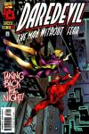 Daredevil #364 comic books - cover scans photos Daredevil #364 comic books - covers, picture gallery