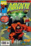 Daredevil #366 comic books - cover scans photos Daredevil #366 comic books - covers, picture gallery