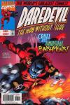 Daredevil #367 comic books - cover scans photos Daredevil #367 comic books - covers, picture gallery