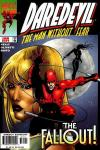 Daredevil #371 comic books - cover scans photos Daredevil #371 comic books - covers, picture gallery