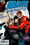 Daredevil #374 Comic Books - Covers, Scans, Photos  in Daredevil Comic Books - Covers, Scans, Gallery