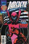 Daredevil #375 comic books - cover scans photos Daredevil #375 comic books - covers, picture gallery