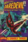 Daredevil #39 comic books - cover scans photos Daredevil #39 comic books - covers, picture gallery
