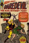 Daredevil #4 comic books - cover scans photos Daredevil #4 comic books - covers, picture gallery