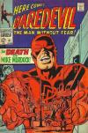 Daredevil #41 Comic Books - Covers, Scans, Photos  in Daredevil Comic Books - Covers, Scans, Gallery