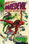 Daredevil #42 comic books - cover scans photos Daredevil #42 comic books - covers, picture gallery