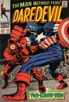 Daredevil #43 Comic Books - Covers, Scans, Photos  in Daredevil Comic Books - Covers, Scans, Gallery
