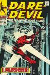 Daredevil #44 Comic Books - Covers, Scans, Photos  in Daredevil Comic Books - Covers, Scans, Gallery