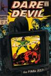 Daredevil #46 comic books - cover scans photos Daredevil #46 comic books - covers, picture gallery