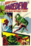 Daredevil #49 Comic Books - Covers, Scans, Photos  in Daredevil Comic Books - Covers, Scans, Gallery