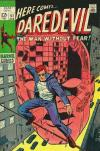 Daredevil #51 comic books - cover scans photos Daredevil #51 comic books - covers, picture gallery