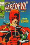 Daredevil #53 Comic Books - Covers, Scans, Photos  in Daredevil Comic Books - Covers, Scans, Gallery