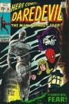 Daredevil #54 Comic Books - Covers, Scans, Photos  in Daredevil Comic Books - Covers, Scans, Gallery