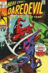 Daredevil #59 comic books - cover scans photos Daredevil #59 comic books - covers, picture gallery