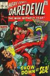 Daredevil #60 comic books - cover scans photos Daredevil #60 comic books - covers, picture gallery