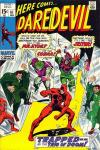 Daredevil #61 comic books - cover scans photos Daredevil #61 comic books - covers, picture gallery