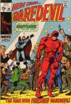 Daredevil #62 Comic Books - Covers, Scans, Photos  in Daredevil Comic Books - Covers, Scans, Gallery