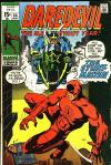 Daredevil #64 Comic Books - Covers, Scans, Photos  in Daredevil Comic Books - Covers, Scans, Gallery