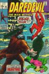 Daredevil #65 Comic Books - Covers, Scans, Photos  in Daredevil Comic Books - Covers, Scans, Gallery