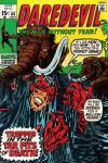 Daredevil #66 Comic Books - Covers, Scans, Photos  in Daredevil Comic Books - Covers, Scans, Gallery