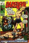 Daredevil #68 Comic Books - Covers, Scans, Photos  in Daredevil Comic Books - Covers, Scans, Gallery