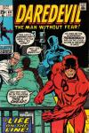Daredevil #69 comic books - cover scans photos Daredevil #69 comic books - covers, picture gallery