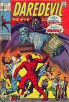 Daredevil #71 Comic Books - Covers, Scans, Photos  in Daredevil Comic Books - Covers, Scans, Gallery
