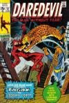 Daredevil #72 comic books - cover scans photos Daredevil #72 comic books - covers, picture gallery