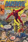 Daredevil #74 Comic Books - Covers, Scans, Photos  in Daredevil Comic Books - Covers, Scans, Gallery