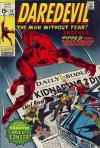 Daredevil #75 Comic Books - Covers, Scans, Photos  in Daredevil Comic Books - Covers, Scans, Gallery