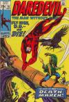 Daredevil #76 cheap bargain discounted comic books Daredevil #76 comic books