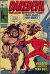 Daredevil #79 comic books - cover scans photos Daredevil #79 comic books - covers, picture gallery
