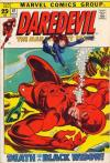 Daredevil #81 comic books - cover scans photos Daredevil #81 comic books - covers, picture gallery