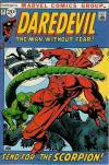 Daredevil #82 Comic Books - Covers, Scans, Photos  in Daredevil Comic Books - Covers, Scans, Gallery