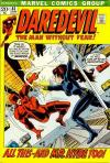 Daredevil #83 comic books - cover scans photos Daredevil #83 comic books - covers, picture gallery