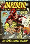 Daredevil #86 comic books - cover scans photos Daredevil #86 comic books - covers, picture gallery
