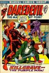 Daredevil #88 Comic Books - Covers, Scans, Photos  in Daredevil Comic Books - Covers, Scans, Gallery
