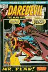 Daredevil #91 comic books - cover scans photos Daredevil #91 comic books - covers, picture gallery