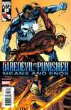 Daredevil vs. Punisher #3 comic books - cover scans photos Daredevil vs. Punisher #3 comic books - covers, picture gallery